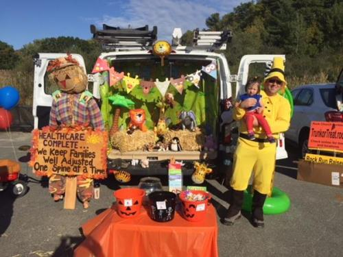 Amesbury Trunk or Treat 2017